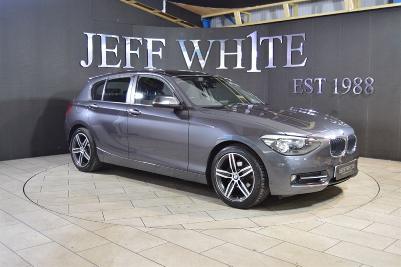 used BMW 116i SPORT 5dr Automatic in cardiff-south-wales