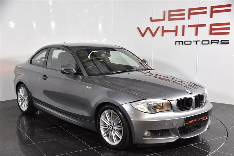 used BMW 118d M SPORT 2dr coupe in cardiff-south-wales