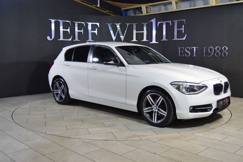 used BMW 118d SPORT 5dr Automatic in cardiff-south-wales