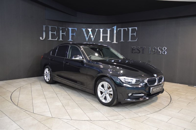 used BMW 320d SPORT 4dr Automatic in cardiff-south-wales