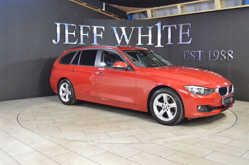 used BMW 330d SE TOURING Estate Automatic in cardiff-south-wales