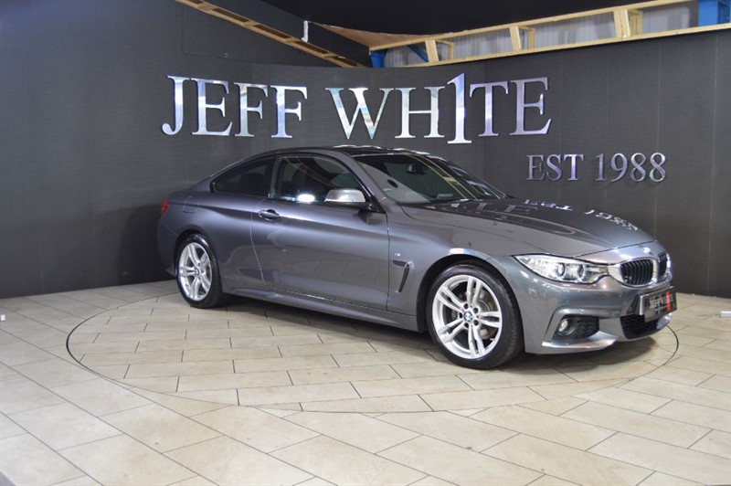 used BMW 420d M SPORT 2dr in cardiff-south-wales