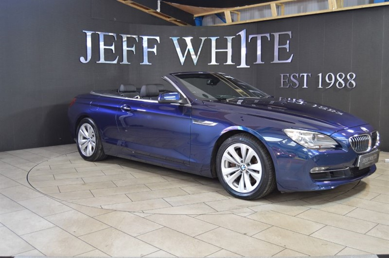 used BMW 640d SE 2dr Automatic in cardiff-south-wales