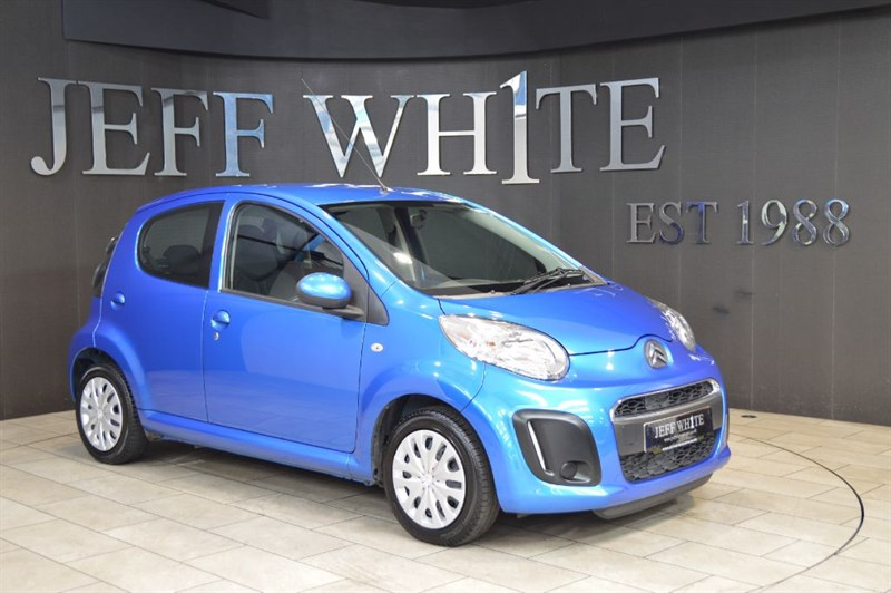 used Citroen C1 1.0 VTR 5dr in cardiff-south-wales
