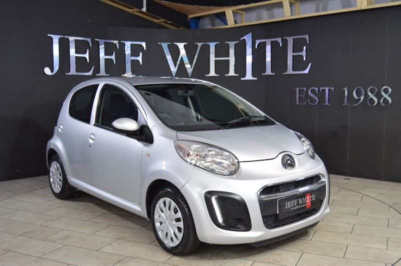 used Citroen C1 1.0 i VTR 5dr in cardiff-south-wales