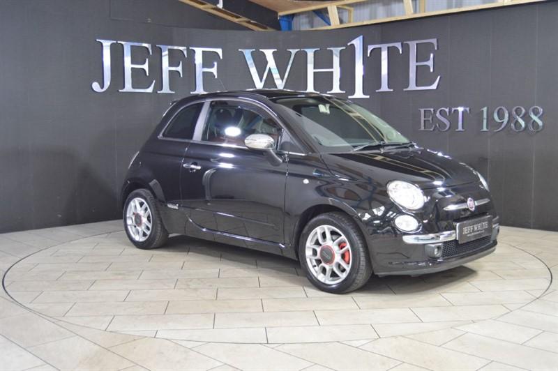 used Fiat 500 1.4 SPORT 3dr in cardiff-south-wales