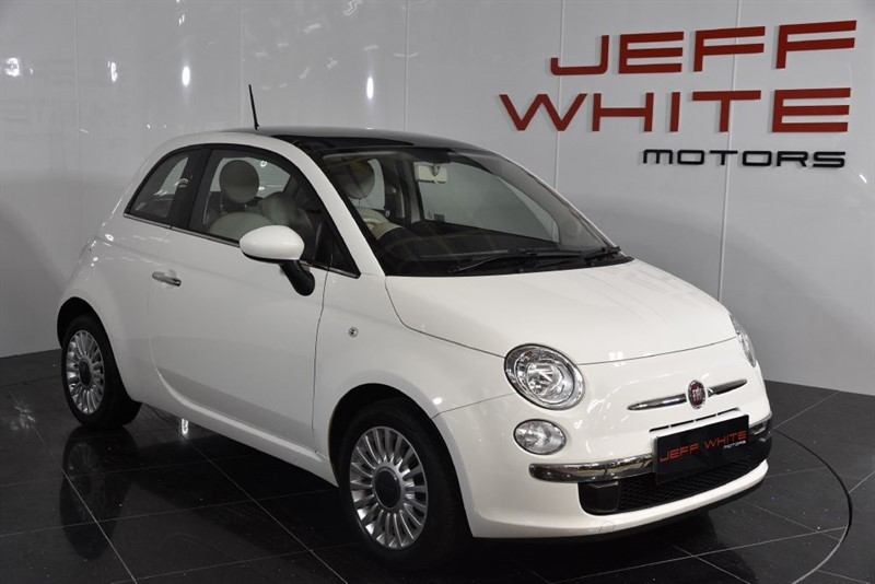 used Fiat 500 1.2 LOUNGE 3dr in cardiff-south-wales