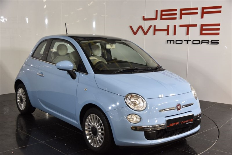 used Fiat 500 0.9 LOUNGE 3dr in cardiff-south-wales