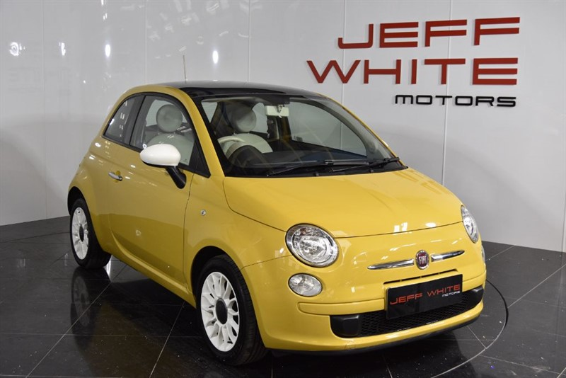 used Fiat 500 0.9 COLOUR THERAPY 3dr in cardiff-south-wales