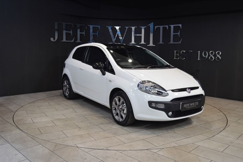 used Fiat Punto Evo 1.4 GP 3dr in cardiff-south-wales