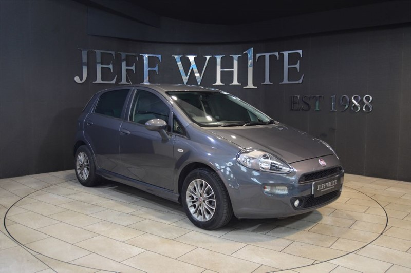 used Fiat Punto 1.4 GBT 5dr in cardiff-south-wales