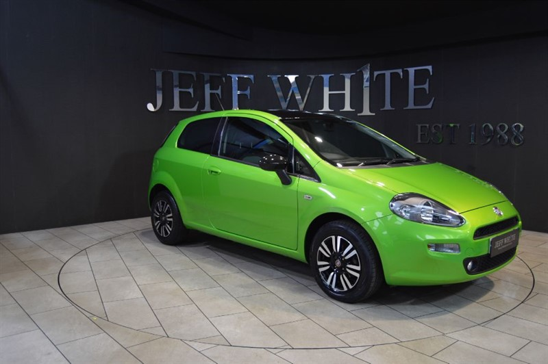 used Fiat Punto 0.9 TWINAIR 3dr in cardiff-south-wales