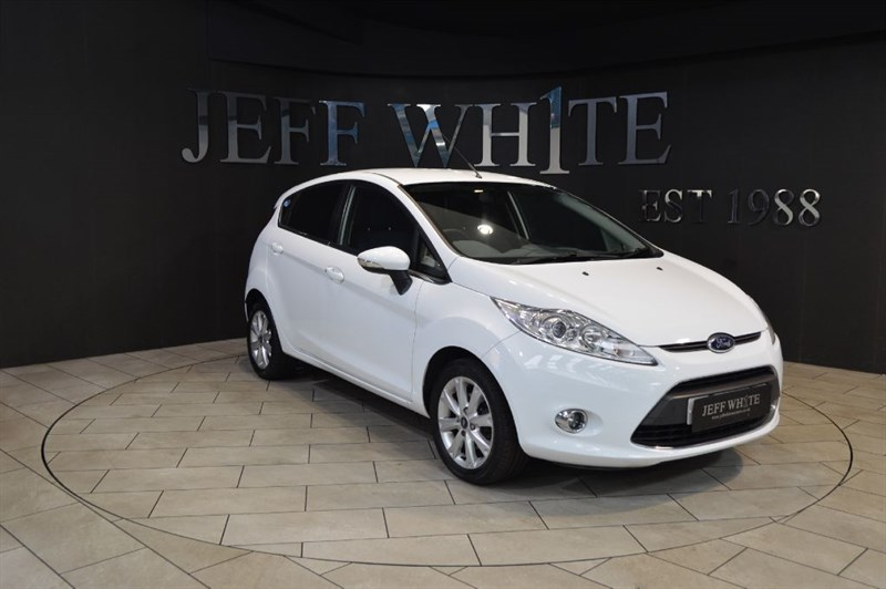 used Ford Fiesta 1.4 TDCI Zetec 5dr in cardiff-south-wales
