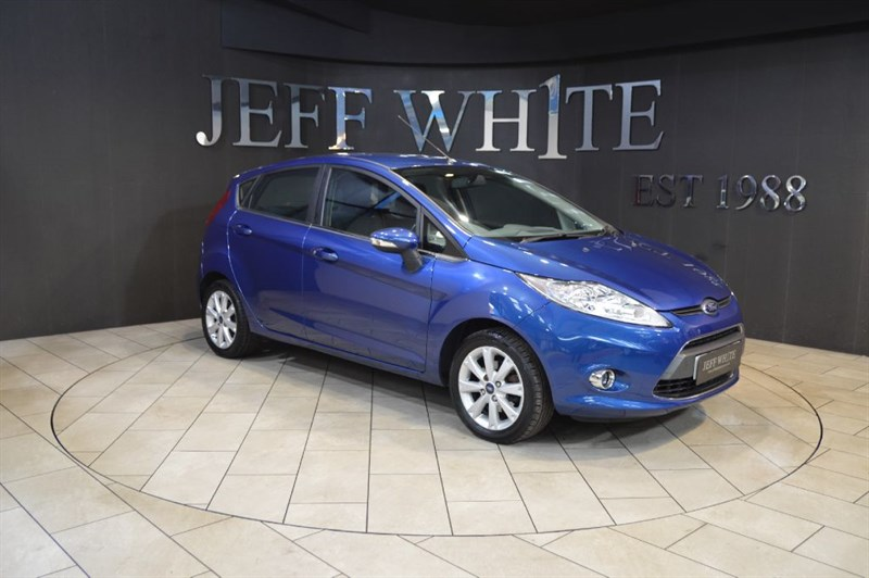 used Ford Fiesta 1.2 ZETEC 5dr in cardiff-south-wales