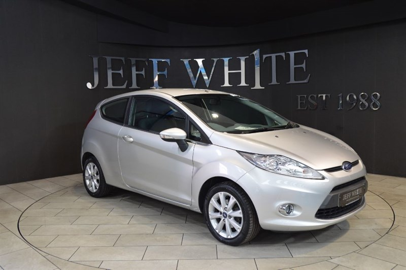 used Ford Fiesta 1.25 ZETEC 3dr in cardiff-south-wales