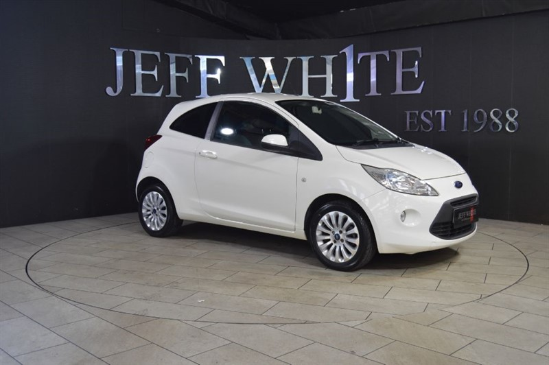 used Ford KA 1.2 ZETEC 3DR in cardiff-south-wales