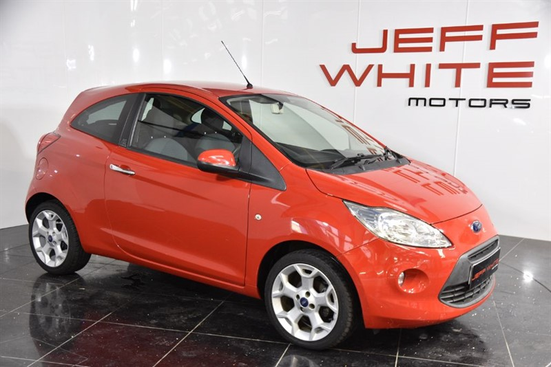 used Ford KA 1.2 TITANIUM 3dr in cardiff-south-wales