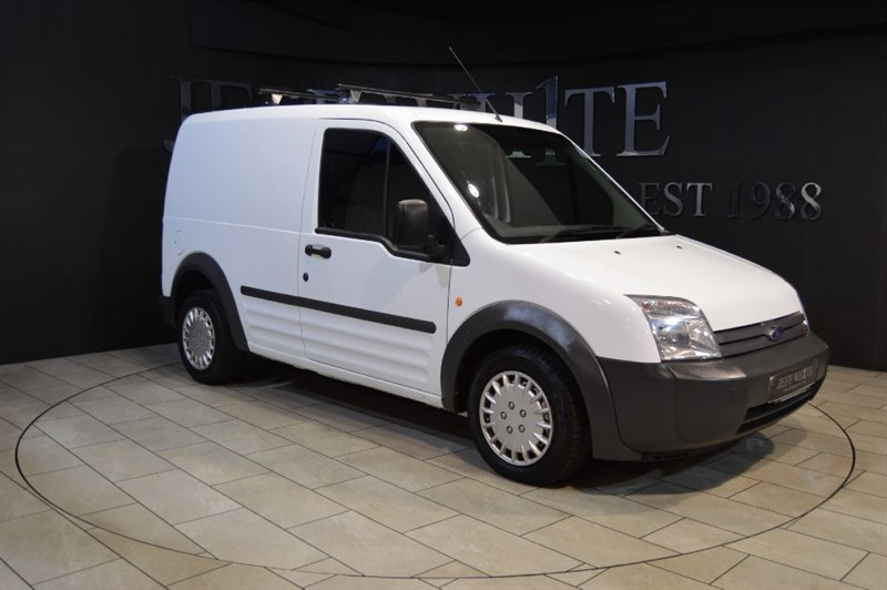used Ford Transit Connect 1.8TDCi T200 SWB Lead-In Panel Van in cardiff-south-wales