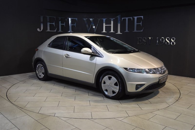 used Honda Civic 1.4 SE I-DSI 5dr in cardiff-south-wales