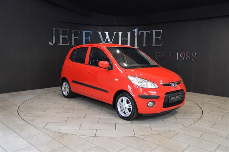 used Hyundai i10 1.2 COMFORT 5dr in cardiff-south-wales
