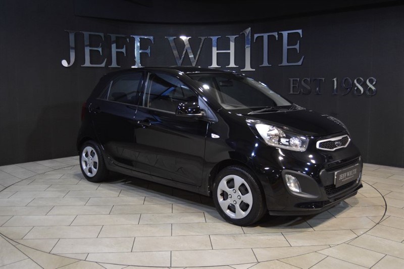 used Kia Picanto 1.0 1 5dr in cardiff-south-wales
