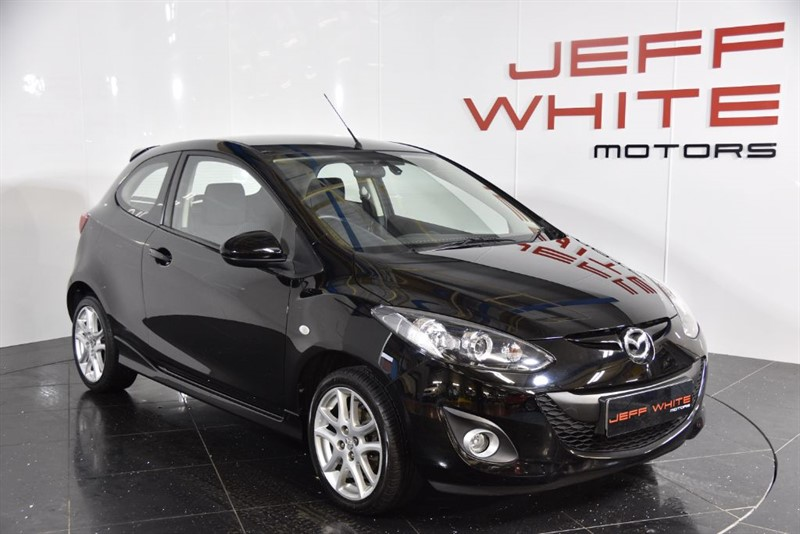 used Mazda Mazda2 1.5 Sport 3dr in cardiff-south-wales