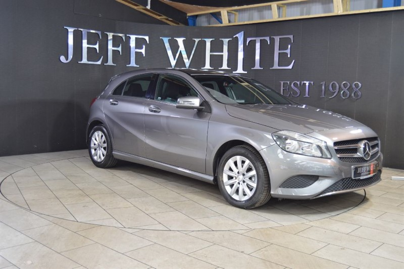 used Mercedes A180 CDI BLUEEFFICIENCY SE 5dr Automatic in cardiff-south-wales