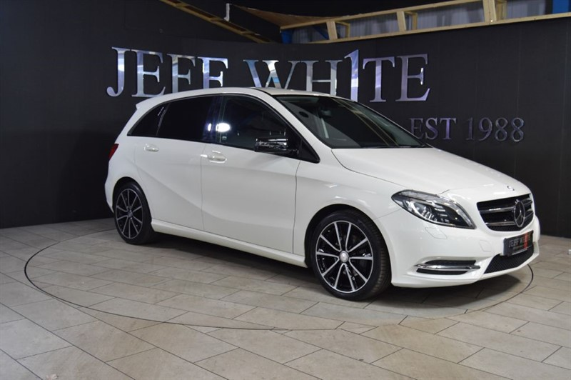 used Mercedes B180 CDI BLUEEFFICIENCY SPORT 5dr in cardiff-south-wales