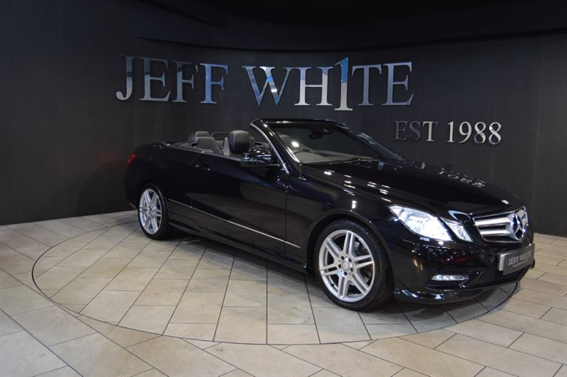 used Mercedes E220 CDI BLUEEFFICIENCY SPORT 2dr Automatic in cardiff-south-wales