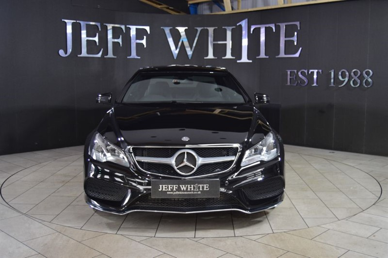used Mercedes E220 CDI AMG SPORT 2dr 7G Tronicplus  in cardiff-south-wales
