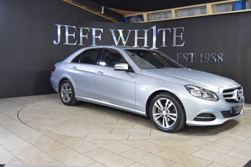 used Mercedes E220 CDI SE 4dr Automatic in cardiff-south-wales