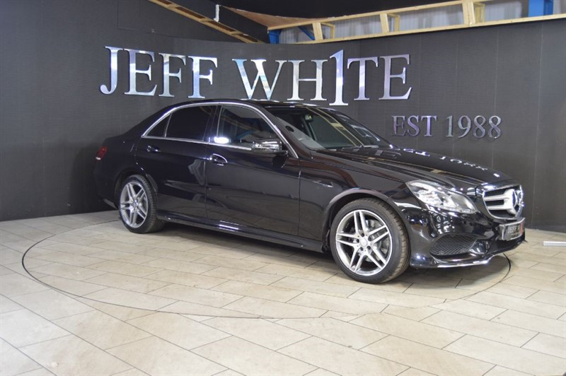 used Mercedes E220 CDI AMG SPORT 4dr Automatic in cardiff-south-wales