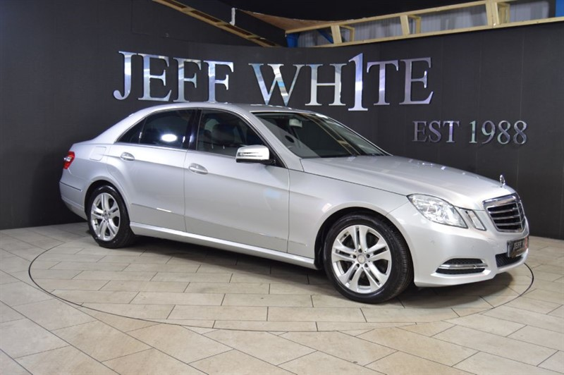 used Mercedes E300 BLUETEC HYBRID 4dr Automatic in cardiff-south-wales
