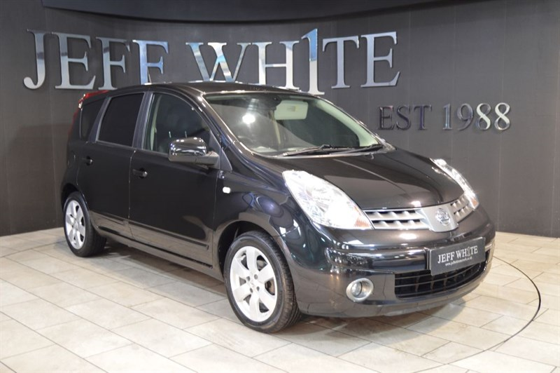 used Nissan Note 1.5 DCI TEKNA 5dr (103) in cardiff-south-wales