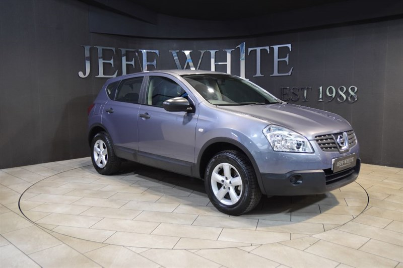 used Nissan Qashqai 1.6 VISIA 5dr in cardiff-south-wales