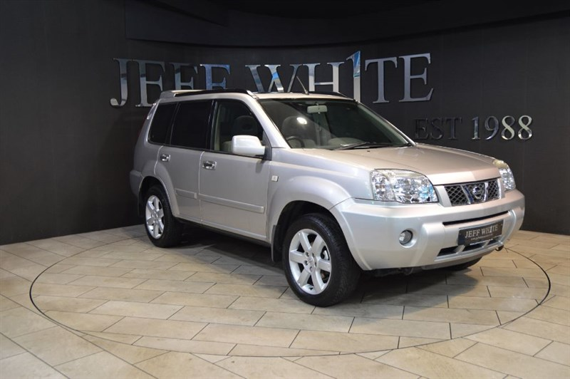 used Nissan X-Trail 2.5 COLUMBIA 5dr Automatic in cardiff-south-wales