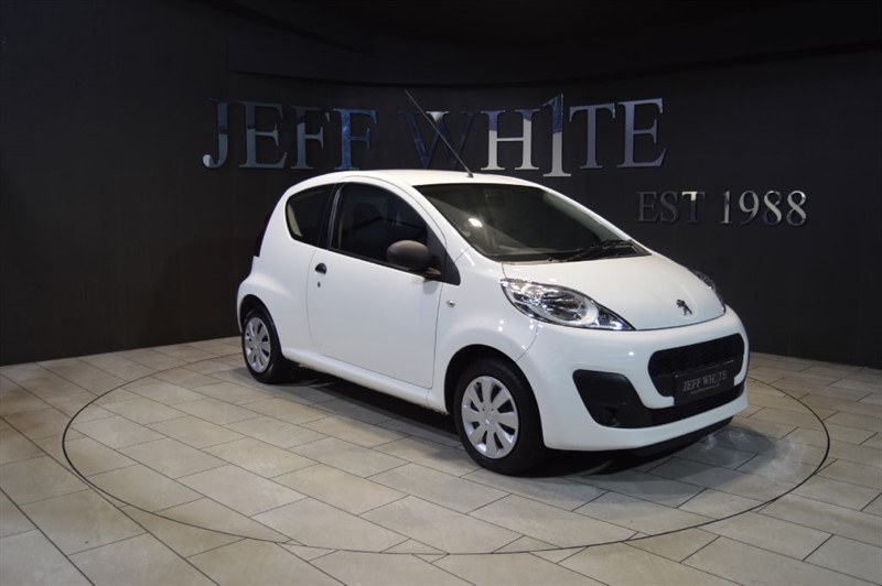 used Peugeot 107 1.0 ACCESS 3dr in cardiff-south-wales