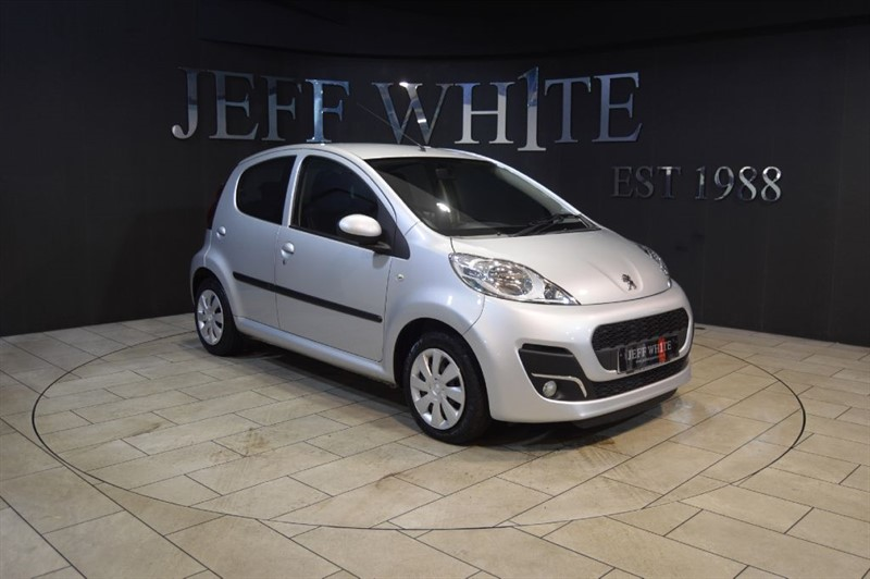 used Peugeot 107 1.0 ACTIVE 5dr in cardiff-south-wales