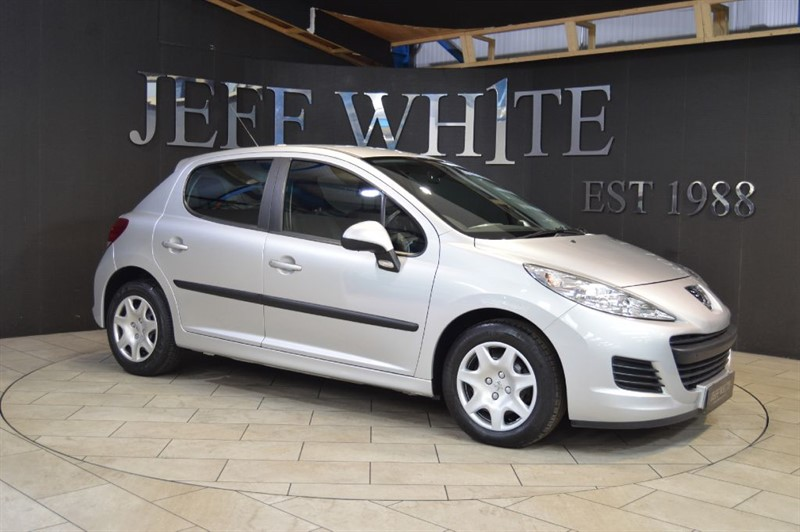 used Peugeot 207 1.4 S 5dr in cardiff-south-wales