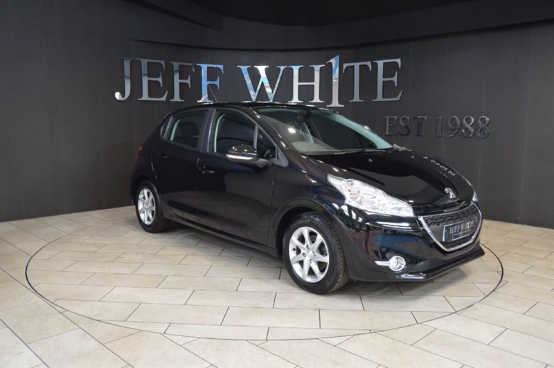 used Peugeot 208 1.4 HDI ACTIVE 5dr in cardiff-south-wales