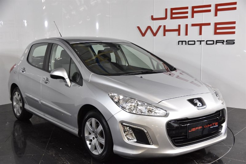 used Peugeot 308 1.6 HDI ACTIVE 5dr in cardiff-south-wales