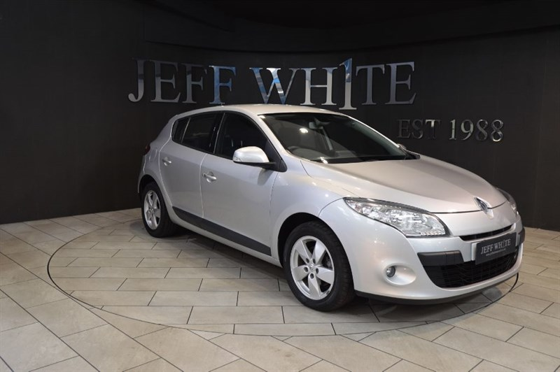 used Renault Megane 1.5 DCI 106 DYNAMIQUE TOMTOM 5dr in cardiff-south-wales