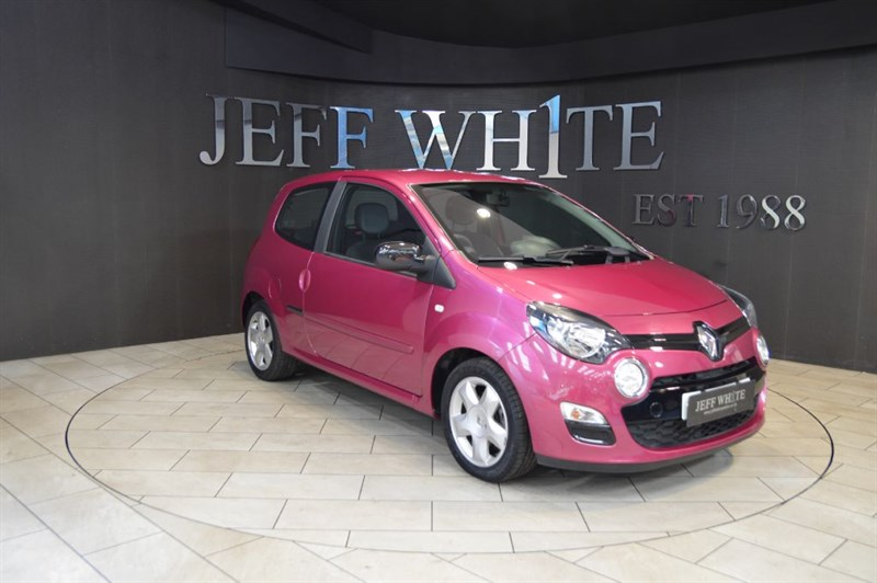 used Renault Twingo 1.2 16V DYNAMIQUE 3dr in cardiff-south-wales