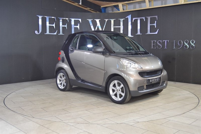 used Smart Car Fortwo Coupe 0.8 CDI Pulse 2dr Softouch Automatic in cardiff-south-wales