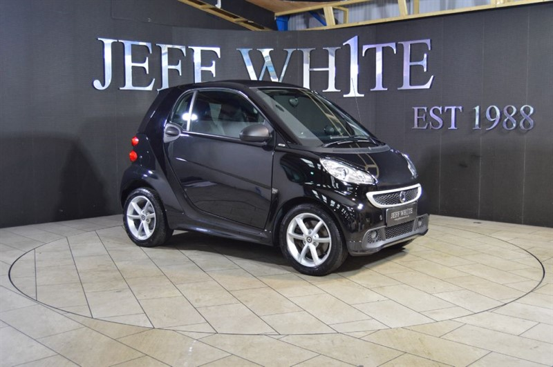 used Smart Car Fortwo Coupe 1.0 PULSE MHD Softouch 2dr Automatic in cardiff-south-wales