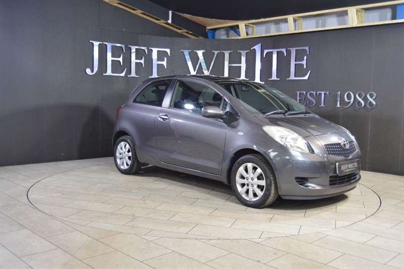 used Toyota Yaris 1.3 TR VVTI 3dr in cardiff-south-wales