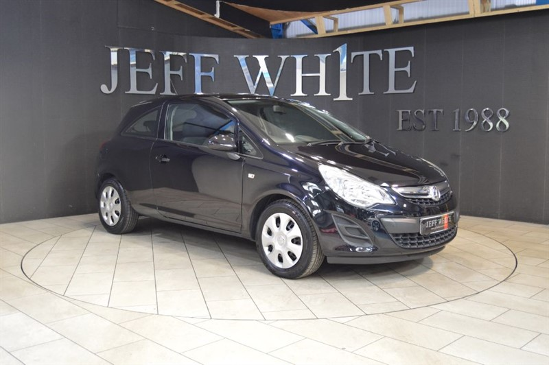 used Vauxhall Corsa 1.3 CDTI EXCLUSIV ECOFLEX 3dr in cardiff-south-wales