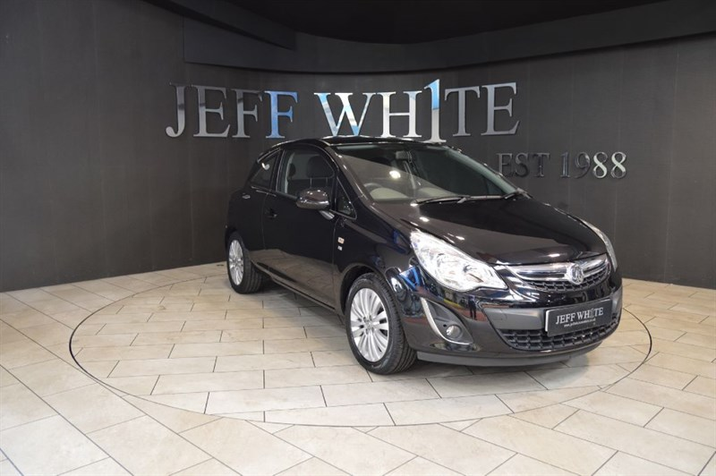 used Vauxhall Corsa 1.2 Excite 3dr in cardiff-south-wales
