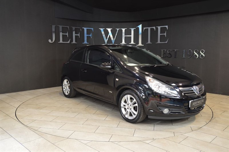 used Vauxhall Corsa 1.4 16V SXI 3dr A/C in cardiff-south-wales