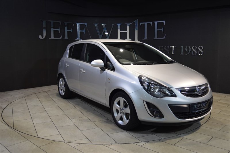 used Vauxhall Corsa 1.4 SXI 5dr in cardiff-south-wales